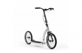 Swifty scooter SwiftyONE MK3 Polished Aluminium 2016