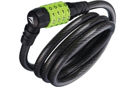 Merida 4 Digits Combination Cable Lock GHL-123